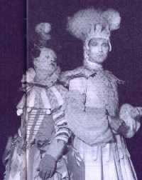 Platée à Aix en Provence - Michel Sénéchal et Jacques Jansen