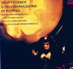 l'Incoronazione di Poppea - CDV