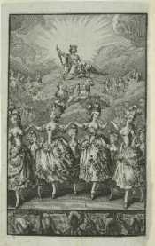 Gravure d'Henri Berthet - vers 1785