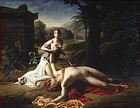 Pyrame et Thisbé - Claude Gautherot