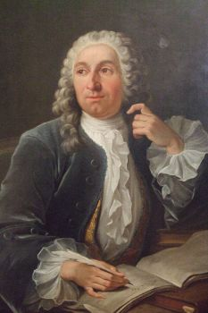 Portrait supposé de Rameau par l'École Van Loo