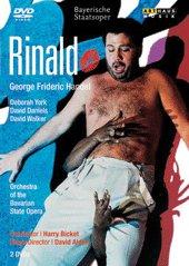 Rinaldo - DVD - réédition 2012