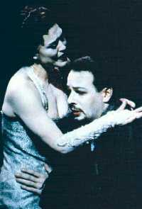 Anna Caterina Antonacci et Andreas Scholl à Glyndebourne