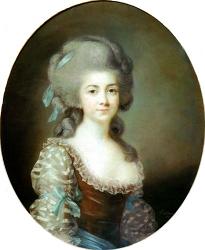 Madame Saint-Huberty