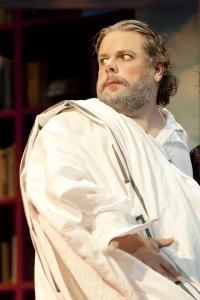 Stefan Sevenich en Socrate