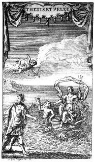 Thetis et Pelée - 1703 - Ballard