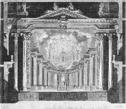 Théâtre des Tuileries - scène