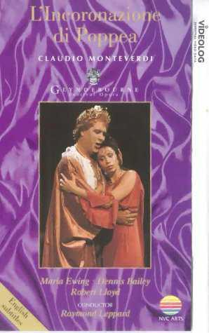 VHS_L'Incoronazione di Poppea